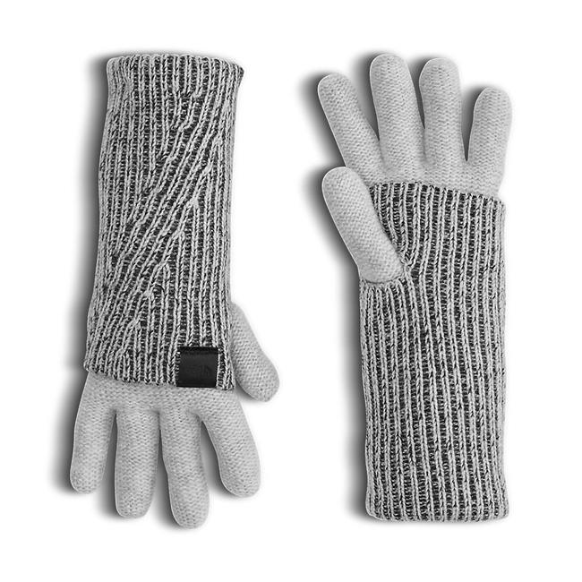 Item - Grey (Nwt) Cryos Fold Over Cashmere Gloves