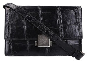 6f7d34534a Saint Laurent Ysl Slp Ysl Bellechasse Shoulder Bag · Saint Laurent. Bellechasse  Medium Croc Embossed Black ...
