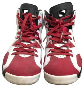 a15c6de8e6c Red Air Jordan Sneakers Up to 90% off at Tradesy