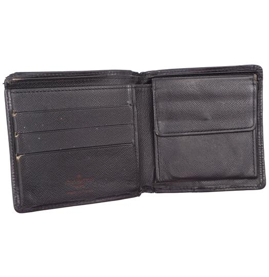Louis Vuitton Epi leather Bifold Wallet classic multi card slots bill holder Image 2