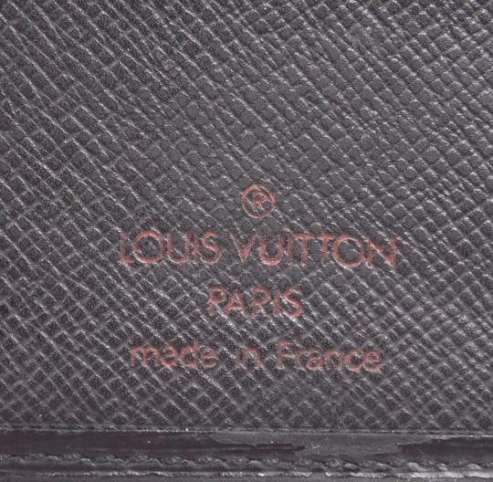 Louis Vuitton Epi leather Bifold Wallet classic multi card slots bill holder Image 4