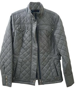 Ariat Quilted Horse Coat Blue Jacket