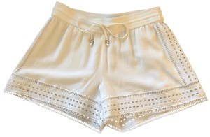 Michael Kors Dress Shorts White