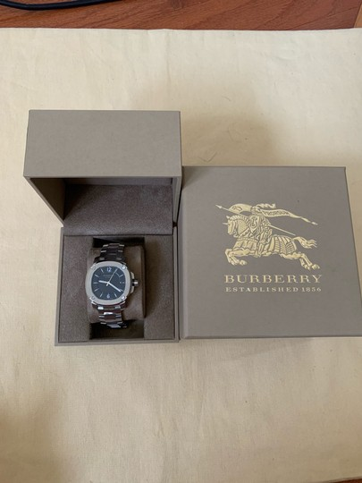Burberry Brand New Burberry THE BRITAIN Automatic Stainless Steel Watch BBY1203 Image 10