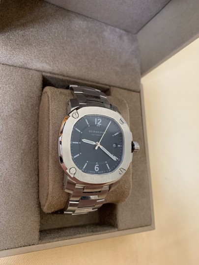 Burberry Brand New Burberry THE BRITAIN Automatic Stainless Steel Watch BBY1203 Image 3