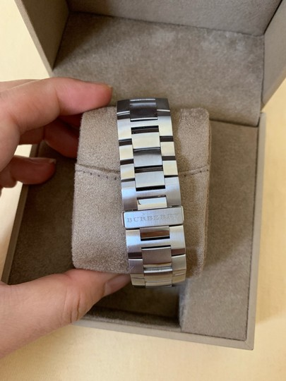 Burberry Brand New Burberry THE BRITAIN Automatic Stainless Steel Watch BBY1203 Image 7