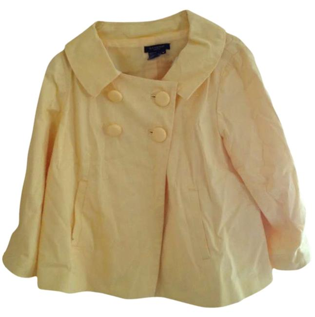 Sandro Woman Lemon Yellow Jacket