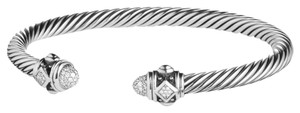 David Yurman David Yurman renaissance diamond cable bracelet