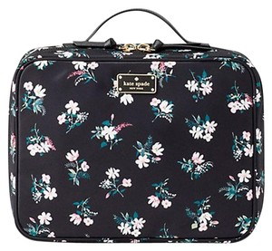 Kate Spade NWT KATE SPADE WILSON ROAD FLORA MARTIE TRAVEL COSMETIC CASE