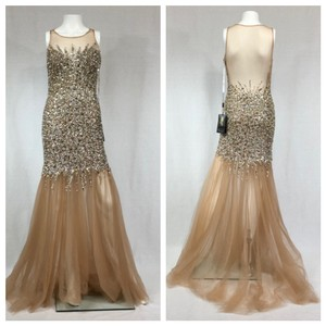 Terani Couture Prom Wedding Evening Gown Dress