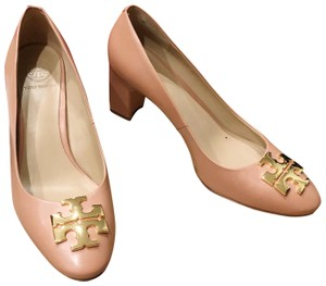 fd2ca5963d Pink Tory Burch Pumps Chunky Up to 90% off at Tradesy