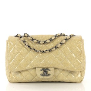248f7bc2c37f Chanel Shoulder Bag · Chanel. Classic Flap Classic Single Quilted Crinkled  Patent Jumbo ...