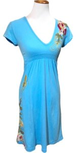 Blue Maxi Dress by Johnny Was