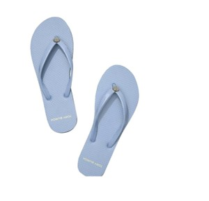 Tory Burch light chambray blue Sandals