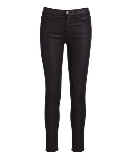 Item - Black Coated Current/Elliot Stiletto Skinny Jeans Size 28 (4, S)