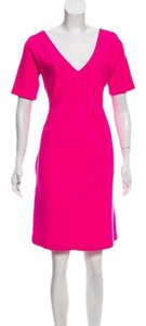 Lisa Perry short dress Pink on Tradesy