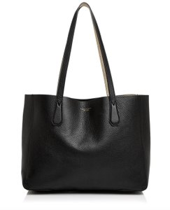 Tory Burch Tote in BLACK GOLD