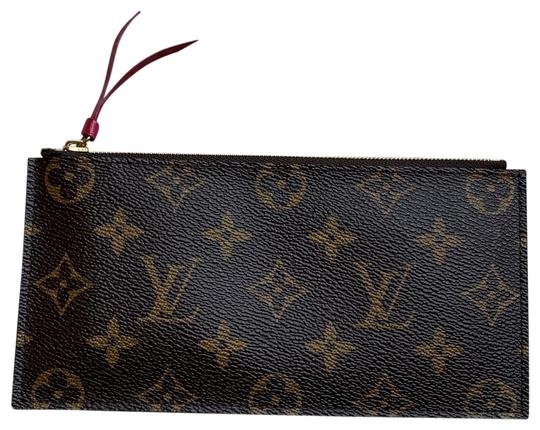 Preload https://img-static.tradesy.com/item/25426052/louis-vuitton-pink-brown-felicie-insert-pouch-0-1-540-540.jpg
