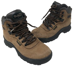 9f50af58dd4 Vasque Tan Suede Hiking Trial Boots/Booties Size US 7 Regular (M, B) 63%  off retail