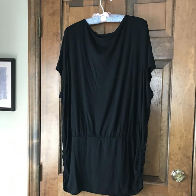 Colleen Lopez New With Tags Short Sleeves Ruching Rayon/Spandex Machine Wash Tunic Image 5