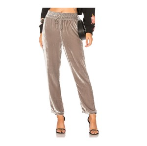 Mother Relaxed Pants silver