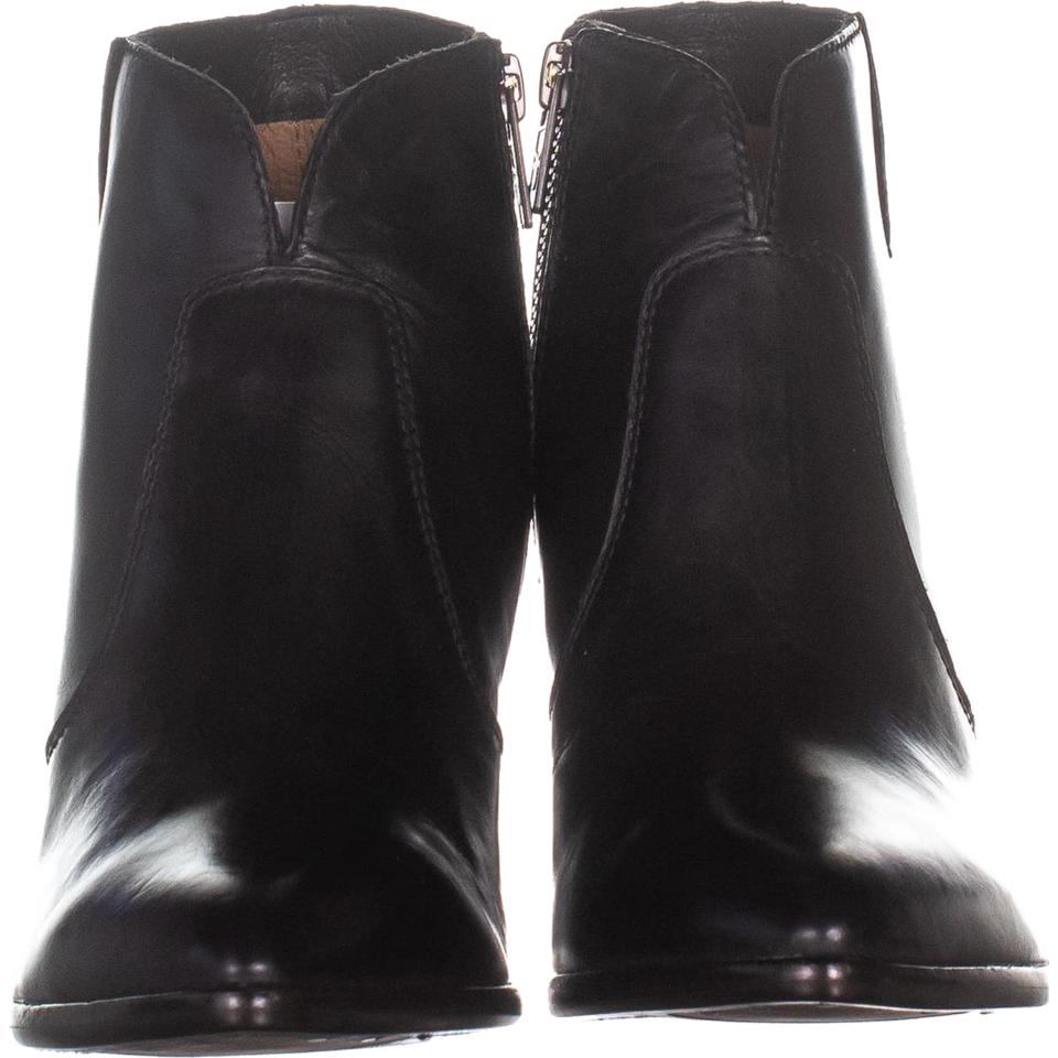 7086e6379c8 Frye Black Jennifer Short Cowboy 796 Boots/Booties Size US 6.5 Regular (M,  B) 55% off retail