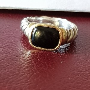 David Yurman David Yurman Noblesse Black Onyx Ring