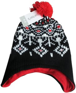Carter's Carter's Boy's Knit Hat and Glove Set. Fully Lined. Fits Sizes 4-8.New