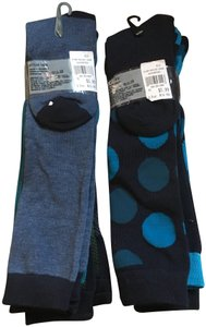 Definitions New York Definitions New York Woman's Designer Socks. Fits sizes 9 -11. 6 pairs