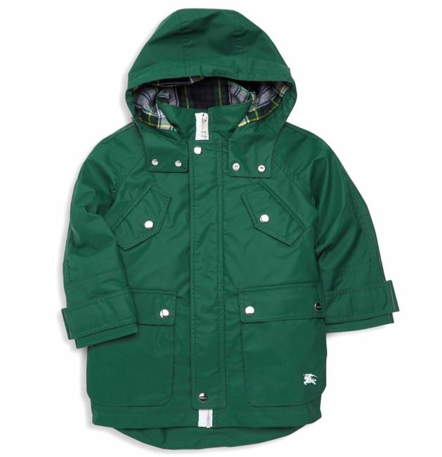 Item - Forest Green New Boy's Liam Sherpa Lined / 2 In One Vest ( 6y ) Coat Size OS (one size)