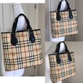 Burberry Tote in black & multiple Image 10