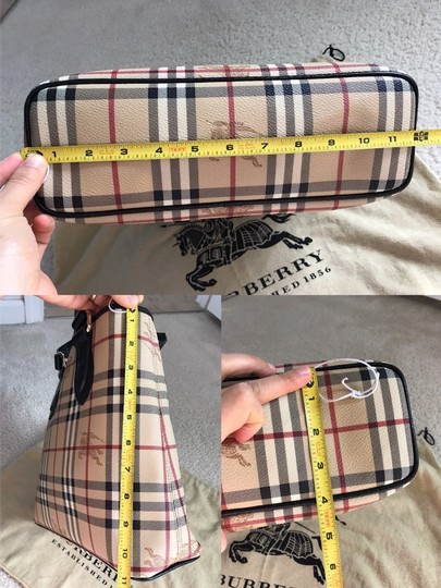 Burberry Tote in black & multiple Image 11