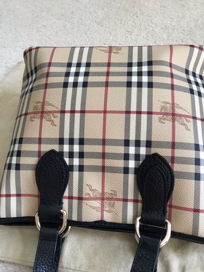 Burberry Tote in black & multiple Image 4