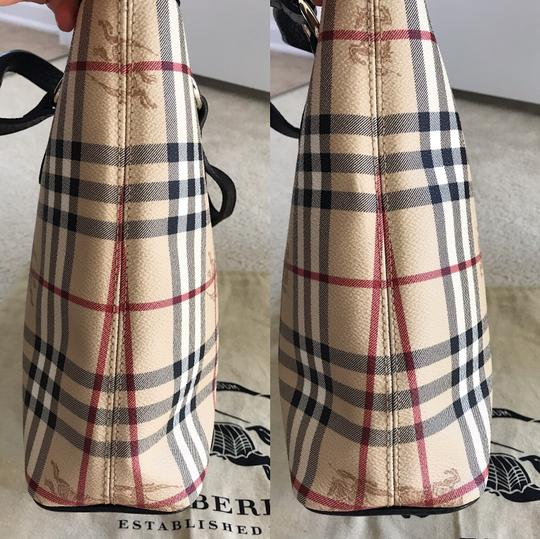 Burberry Tote in black & multiple Image 7