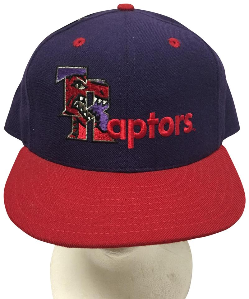 17d706cce65 New Era Vintage 90s Toronto Raptors Fitted Cap Hat - Tradesy