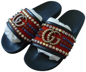 c1c948399 Multicolor Gucci Sandals Up to 90% off at Tradesy