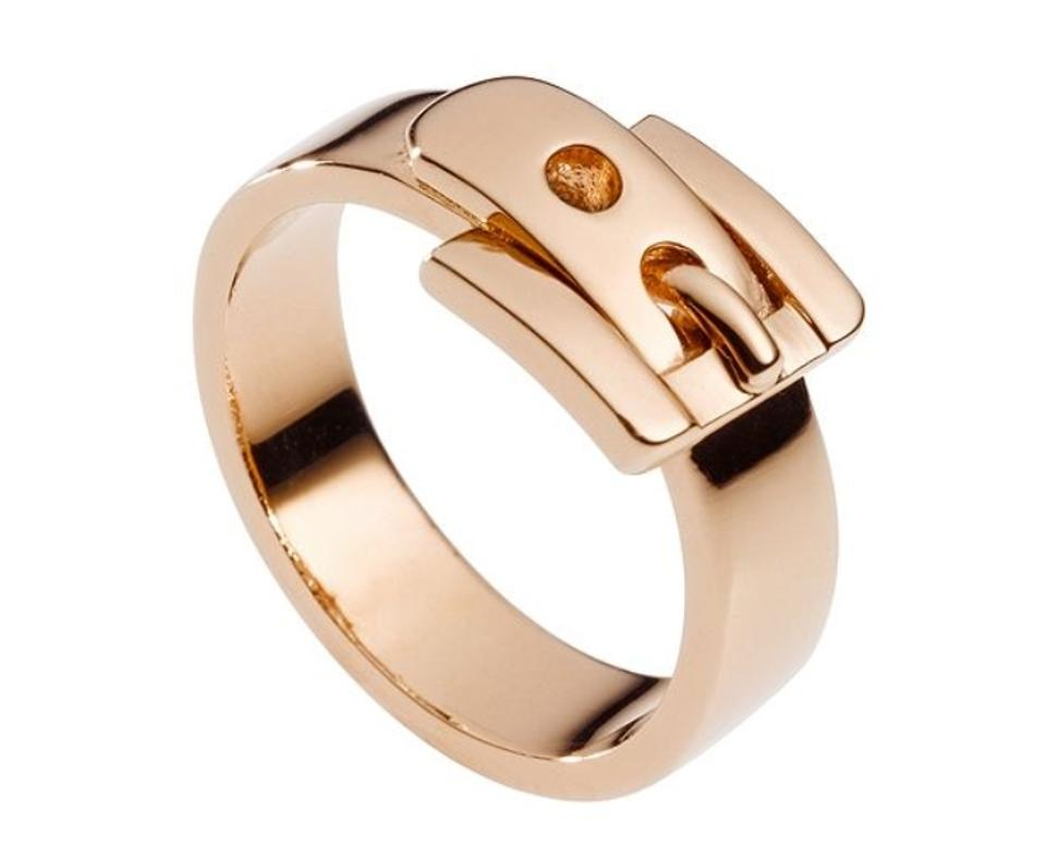 gold ring michael kors gold ring size 9