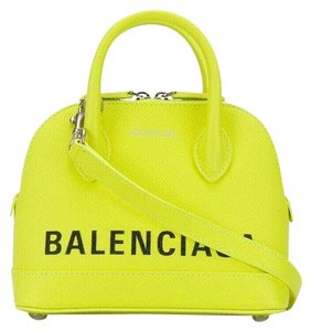 Balenciaga Top Handle Tote Graffiti Cabata Cross Body Bag