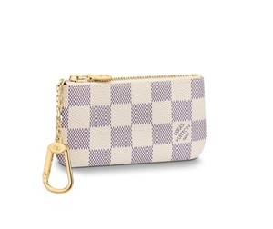 Louis Vuitton Louis Vuitton Damier Azur Key Pouch