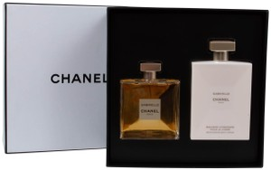 Chanel Gabrielle Signature Gift Set: Edp 3.4oz/100ml & Lotion 6.8oz/200ml