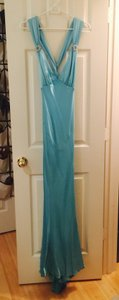 A.B.S. By Allen Schwartz Turquoise Dress