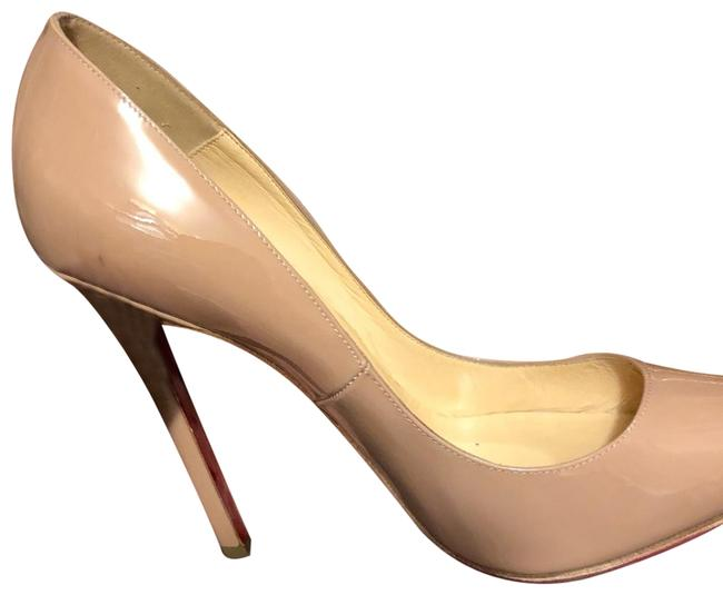 nude red bottoms