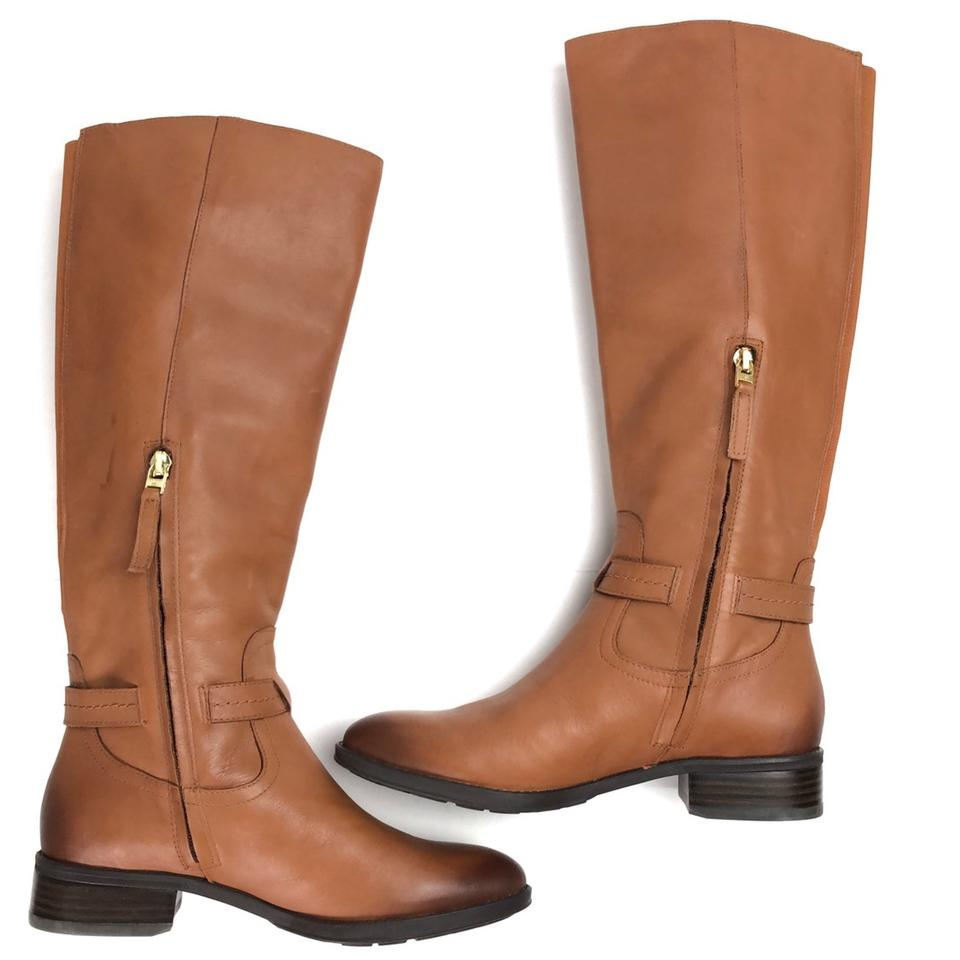 052f5e6f369 Brown Ponce Tall Boots/Booties