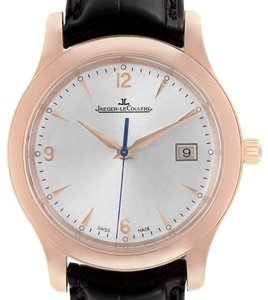 Jaeger-LeCoultre Jaeger Lecoultre Master Control Date 40mm Rose Gold Mens Watch Q147237