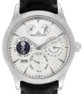 Jaeger Lecoultre Jaeger Lecoultre Master 8 Days Perpetual Calendar Watch 174.8.26 Q1748