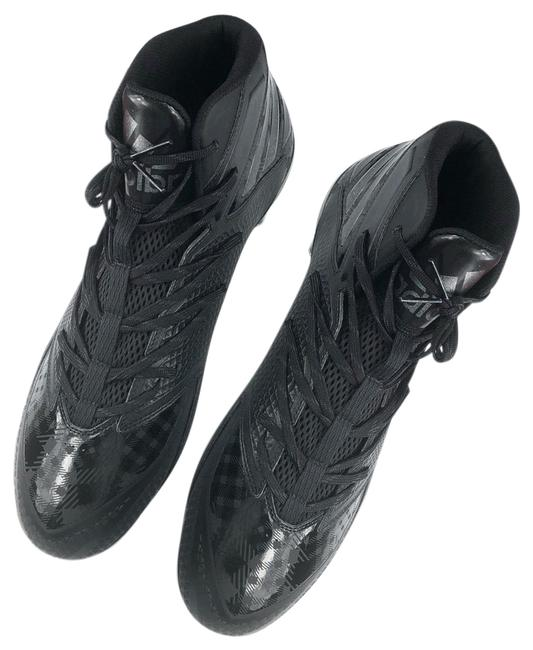 Item - Black Cleats Sneakers Size US 15 Regular (M, B)