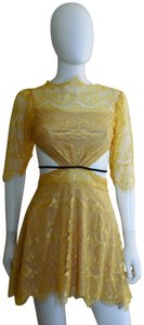 Lisa Nieves Prom Lace Formal Dress