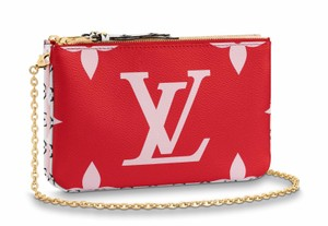 Louis Vuitton Felicie Favorite Eva Sophie Pallas Clutch Cross Body Bag