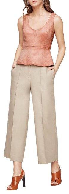 Item - Creme Beige Sutton From Photoshoot Pants Size 2 (XS, 26)