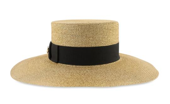 Preload https://img-static.tradesy.com/item/25430792/gucci-beige-lame-papier-hat-0-2-540-540.jpg